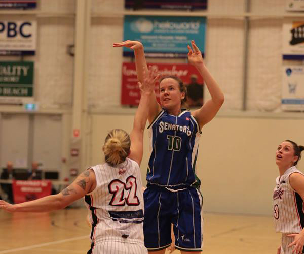 Week 14 Saturday night Women's SBL results