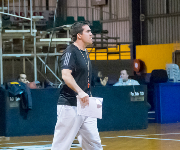 Young coach Causer hopes to build something special at Giants