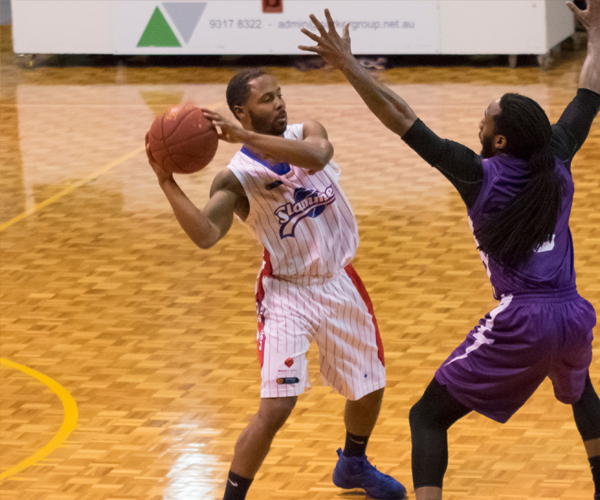 Slammers stars delivering as they emerge as championship threats