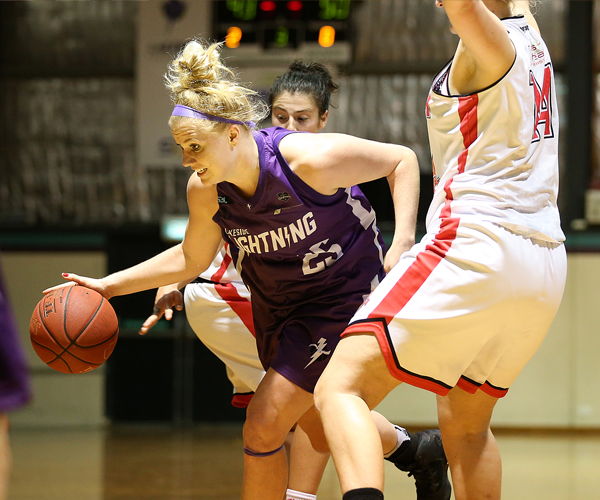 Game 2 Women's SBL Friday night semi-final results