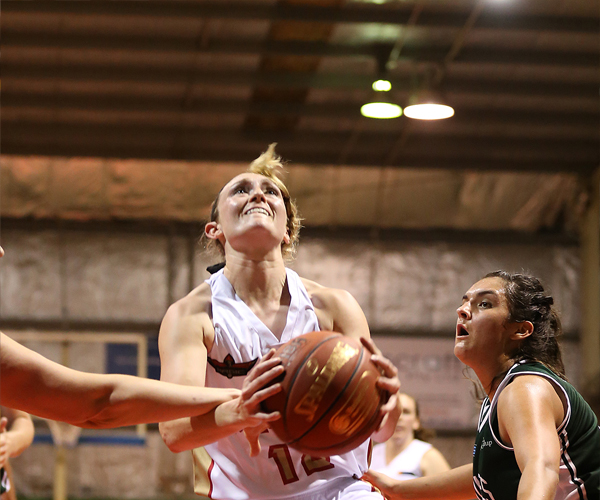 Game 1 Women's SBL Saturday night semi-final results