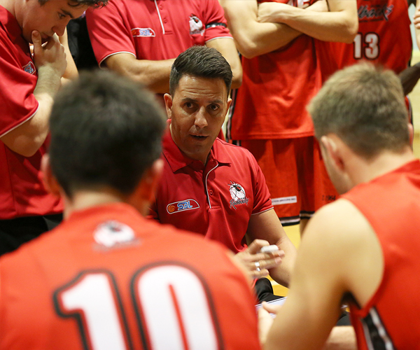 Bringing success to playing group, Redbacks Lackovic's focus