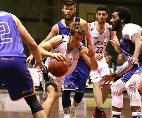 Game 3 Men's SBL semi-final Sunday results