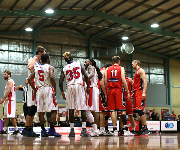 Redbacks' powerful front court paying back Lackovic's faith