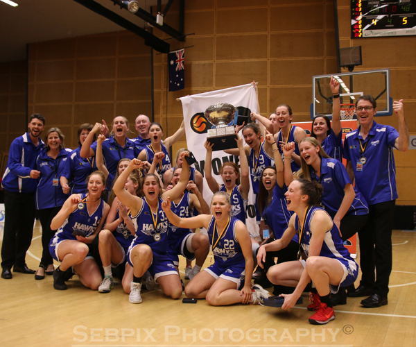 Farnworth inspires Perry Lakes to seventh Women's SBL championship