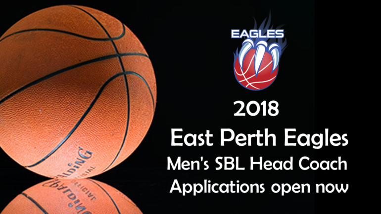 Men's SBL Head Coach Applications