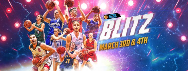 SBL Pre-Season Blitz Fixture