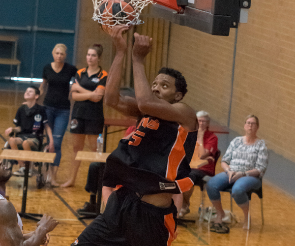 Clarke buckles in for rollercoaster ride at Eastern Suns