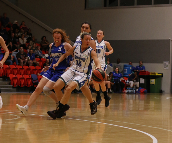 Friday Night Women's SBL Recap – Week 6
