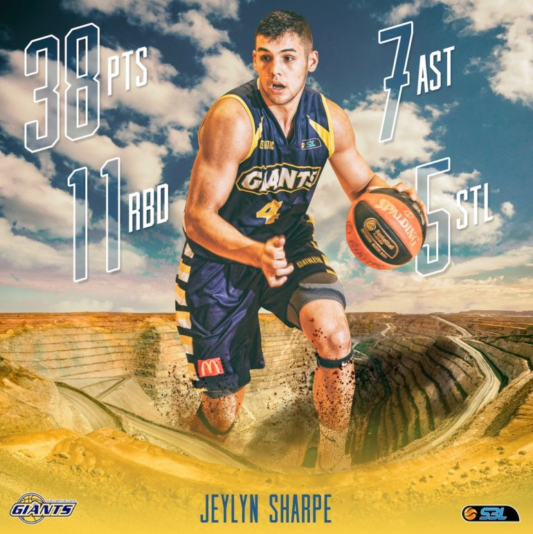 MSBL Player of the Week: Jeylyn Sharpe