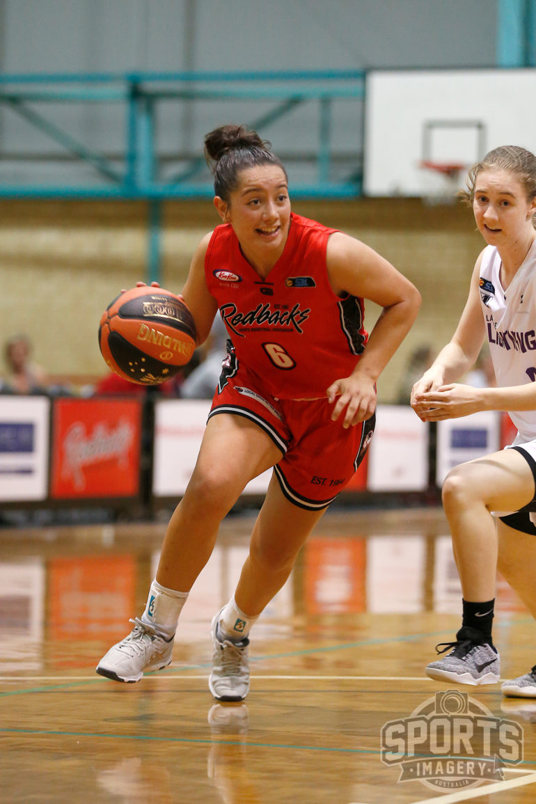 Friday Night Women's SBL Recap – Week 8