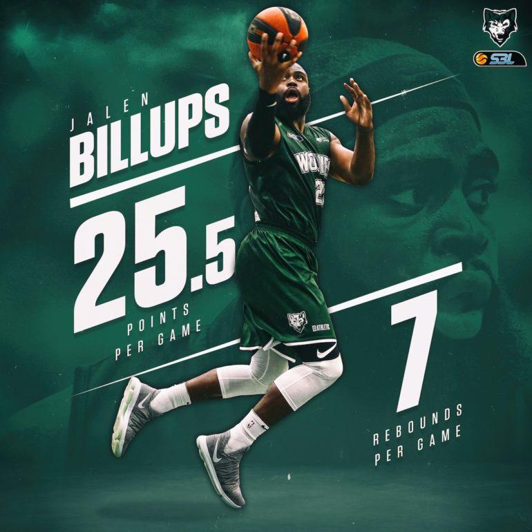 MSBL Player of the Week: Jalen Billups