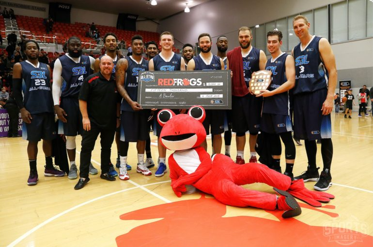 SBL All-Star Games Hailed a Huge Success