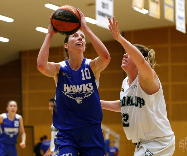 Friday Night Women's SBL Recap – Week 18
