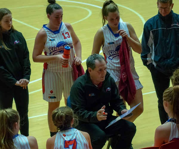 Slammers coach confident of Women's playoff berth