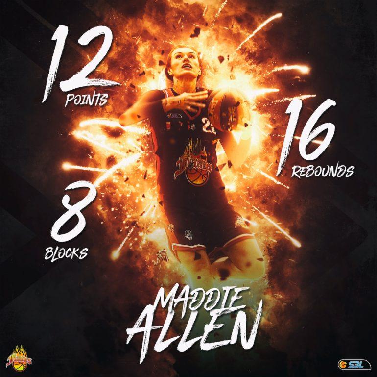 WSBL Player of the Week: Maddie Allen