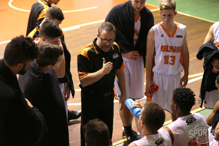 Clarke Stands Down as Eastern Suns Head Coach