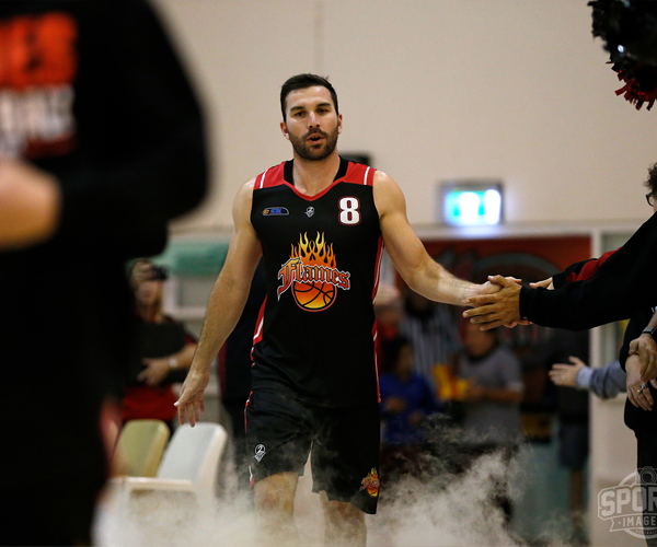 Godfrey not afraid to aim big with the Flames