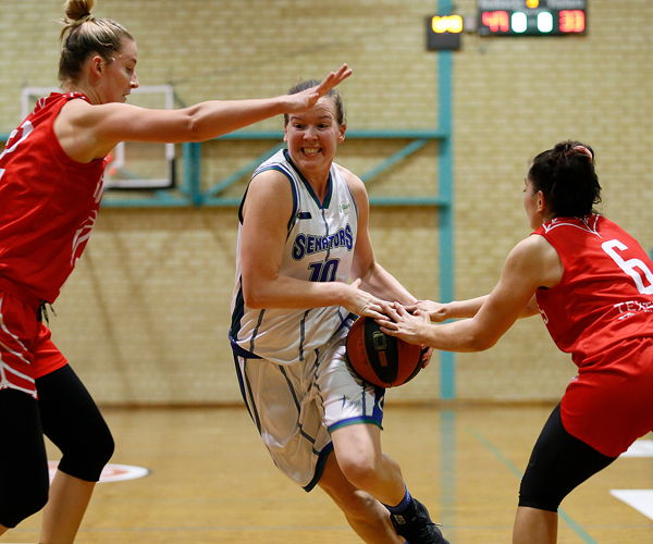 Women's SBL Preview – Quarter Finals Week 2