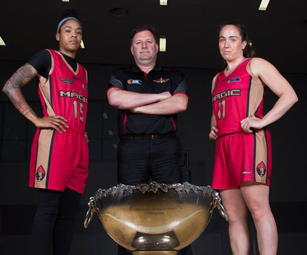 Magic in best form and at healthiest ahead of Grand Final