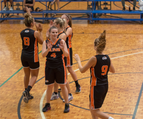 Knowles proud of culture building at Eastern Suns