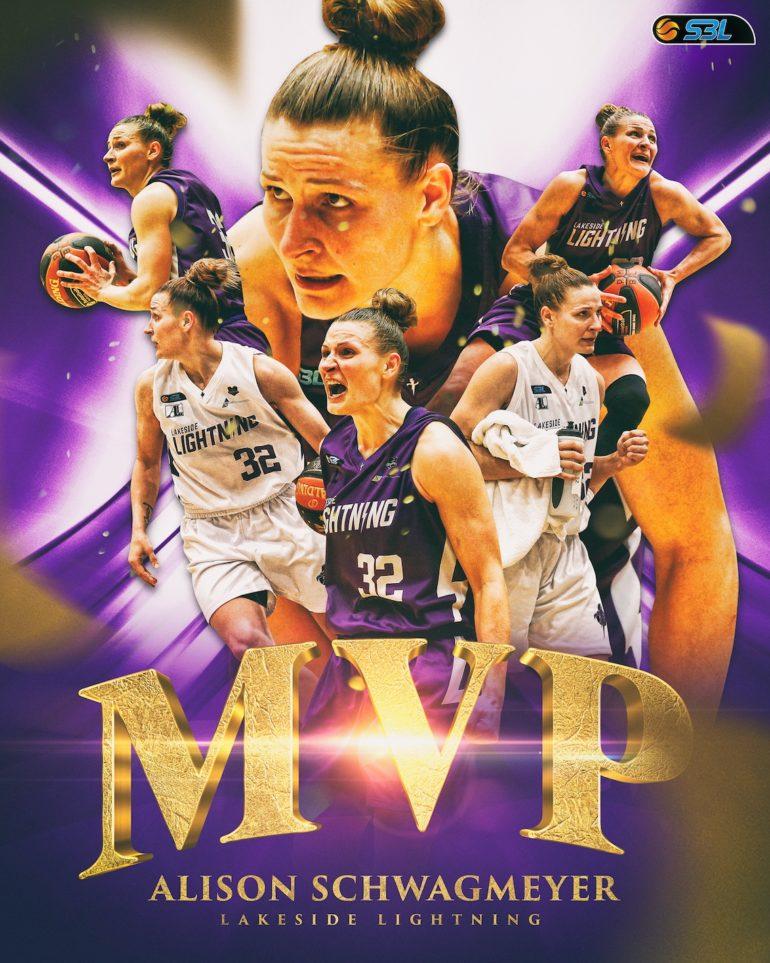 Schwagmayer Named SBL MVP