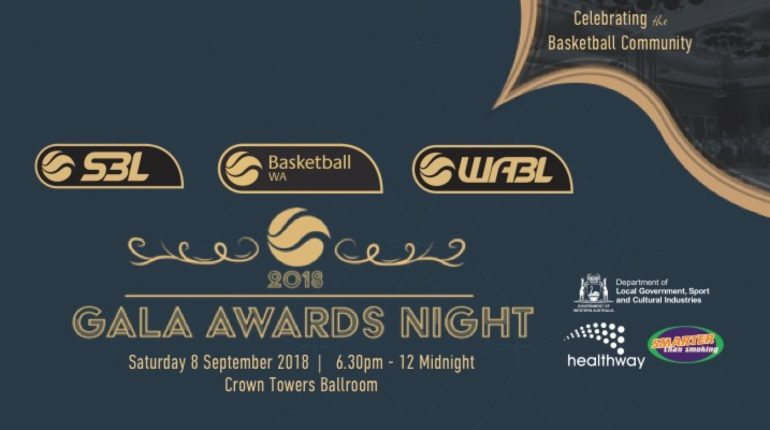 2018 SBL Award Winners