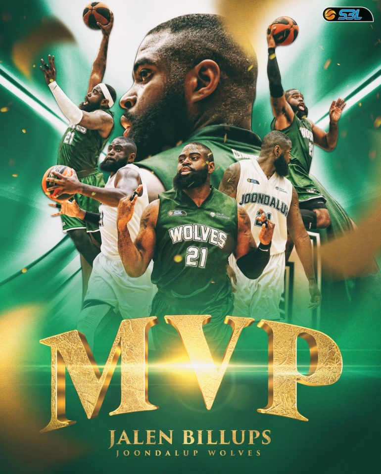 Billups Named SBL MVP