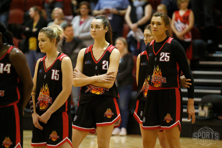 Reynolds begins Flames tenure with frontcourt 'wall'