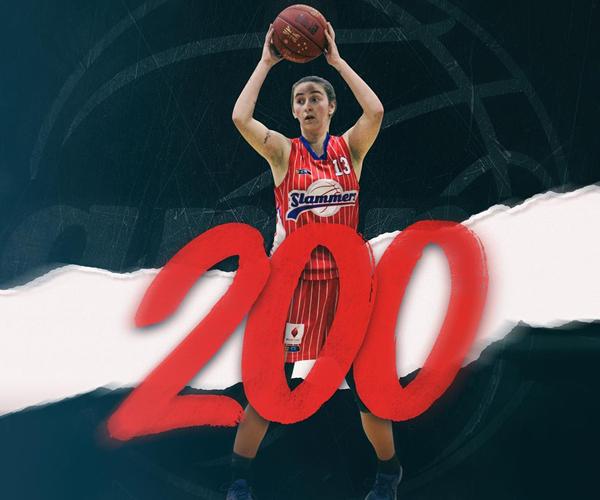 Courtney Bayliss | 200 Games
