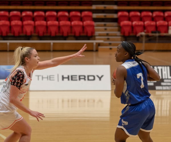 Round 9 Spotlight | Lady Hawks impress against Flames