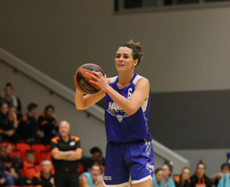 Round 8 Spotlight | Lady Hawks overcome Eastern Suns