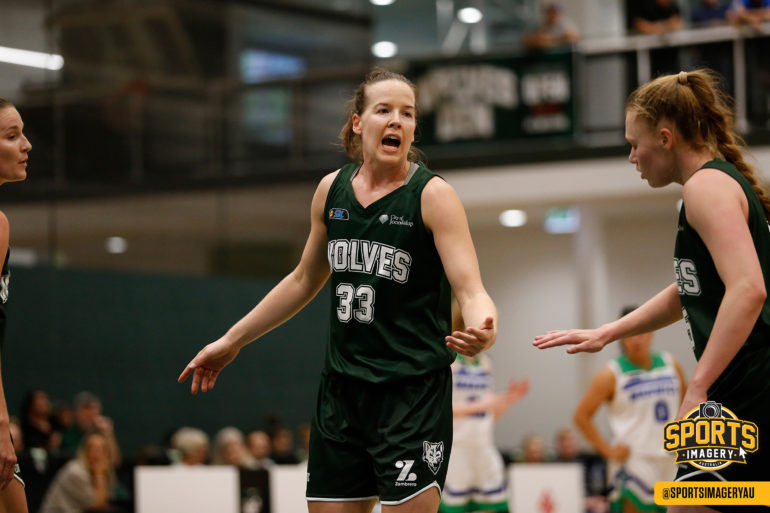 Round 8 Spotlight | Lady Wolfpack dominate second half over Senators