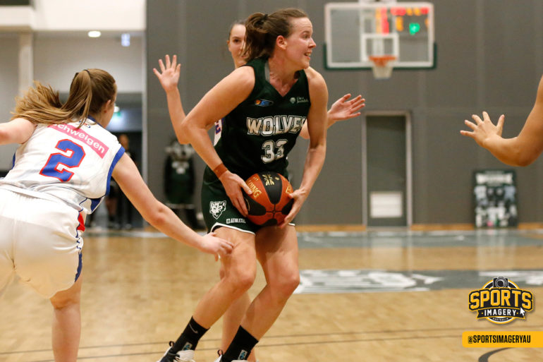 Land focused on ultimate success at Lady Wolfpack