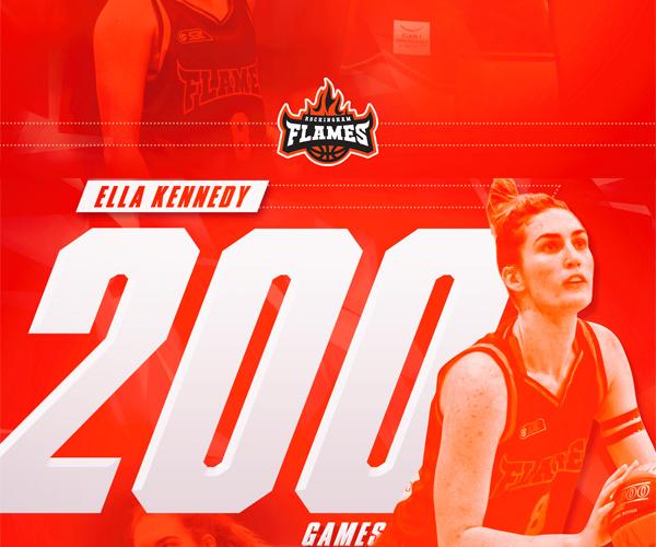Ella Kennedy | 200 SBL Games