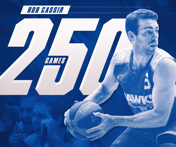 Rob Cassir | 250 SBL Games