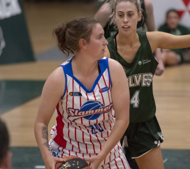 Round 12 Spotlight | Slammers turn up heat on Lady Wolfpack
