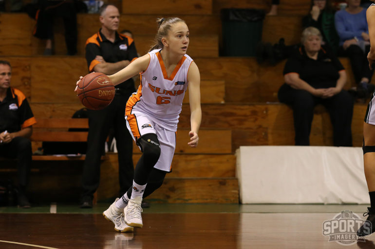 Knowles excited for upcoming month with Eastern Suns