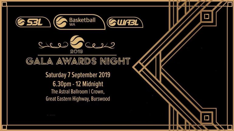 2019 SBL Awards