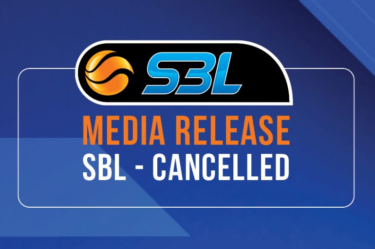 MEDIA RELEASE: SBL 2020 CANCELLED