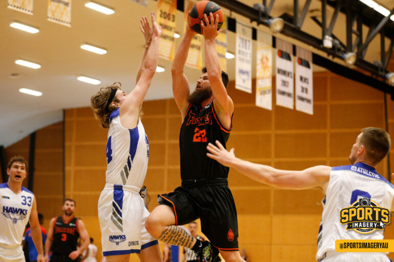 Round 6 Spotlight | Hussey leads Flames to critical win over Wolves