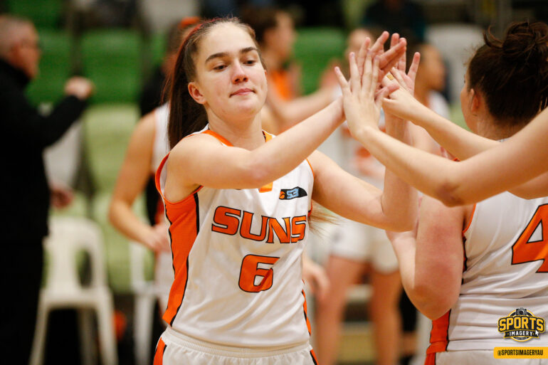 Round 7 Spotlight | Suns stay alive with Sunday win over Flames