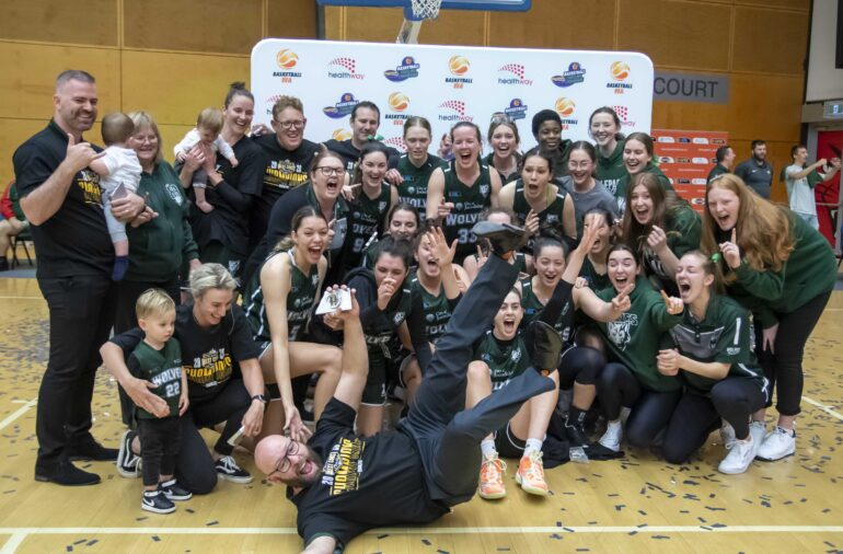 Powerful Lady Wolfpack claim West Coast Classic title